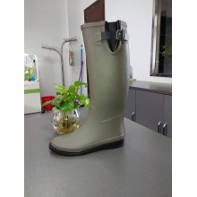 Long Rubber Rain Boots For Ladies