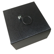 Elegant Wedding Romantic Ring Paper Box