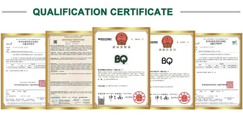 Bq Certification