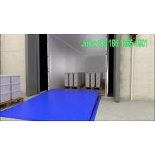 Italy Pump Station good function hydraulic loading bridge dock leveler
