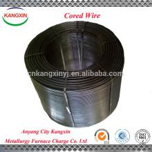 Alloy , FeSi / ferro silicon alloy powder cored wire