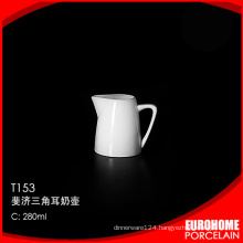 good quality stock wholesale crockery luxury hotel creamer