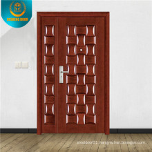 Italy Style High Security Exterior Steel Main Entrance Door
