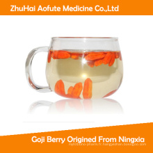 Berry Dired Goji originaire de Ningxia