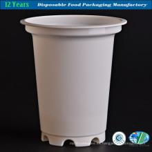 Venta caliente Milky White Plastic Cup