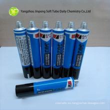 Tubo de aluminio comprimible para pegamento 502