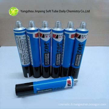 Aluminium de Tube de colle Super 502