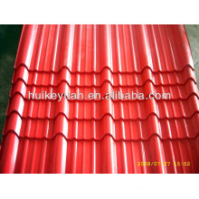 Steel Tile Forming Machine Used for House Buildings