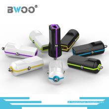 Carregador USB portátil mini power single