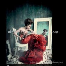 СЗ-286 Glamous дизайнер моды платье