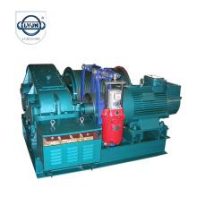 LYJN-S-5015 torno de cuerda diesel rápido de la cuerda de 3 toneladas con la función de arranque eléctrico