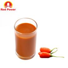 Jugo de Goji 100% natural y saludable elaborado con Ningxia