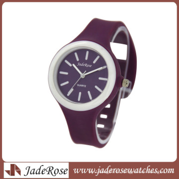 Silicone Alloy Watch Hundreds Free Design Style
