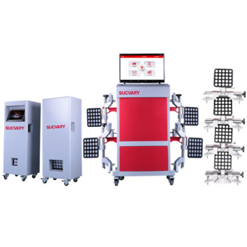 Discount Truck Wheel Alignment System