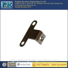 Soporte de acero plegado y perforado personalizado