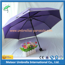 3 Folding Super Mini Umbrella Logo Printing for Advertisements