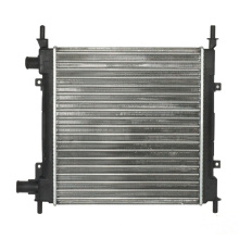 Radiateur résistant de camion de refroidissement de moteur pour ford