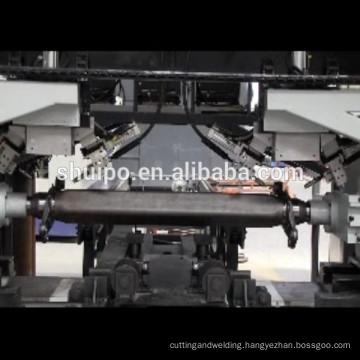 SHUIPO Axle Welding Robot, Trailer Parts Welding