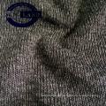 Winterpullover-Hoodie, der garngefärbtes 100 Polyester klobiges Strick-Fleece-Gewebe schaut