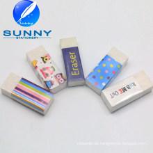Papier eingewickelter Stift, Logo kann besonders angefertigt werden, für Förderungs-Geschenk