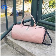Shoulder satchel handbag leisure sports bag travel bag