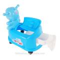 Silla Potty del bebé del diseño de la manera con la tapa del surtidor de la fábrica