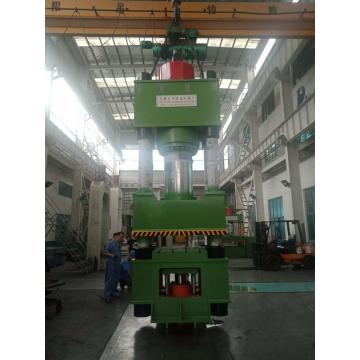 600ton Four Column Deep Drawing Punch Oil Press Machine