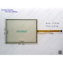 AMT2838 0283800B 1071.0042 A094700230 A091100060 Touch screen replacement for MP377-12