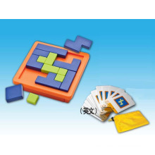 Hot Sale Innovation Pattern a Jigsaw Puzzle Game with CE