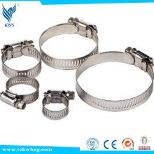 AIS 304l 14.2 mm stainless steel hose hoops used in chemical