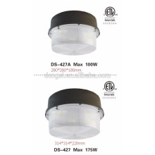 гараж низкий профиль залива потолочный светильник потолочные светильники
