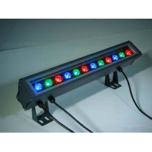 12W RGB high power wall washer led light