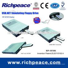 Diskettenlaufwerk zum USB-Flash-Laufwerk für Computer mit normaler Größe