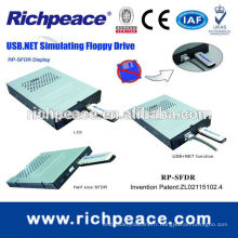 Emulateur de lecteur de disquette USB sur machine à tricoter Shima Seiki Glove