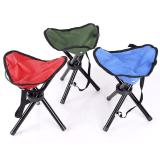 Outdoor Portable Fishing Chair with 3 Legs