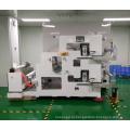 Автоматическая машина для продольной резки электрода литий-ионной батареи