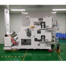 Máquina cortadora automática de electrodos de batería de iones de litio