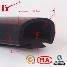 Corrosion-Resistance Rubber Profile Sealing Strip as Your Drawing