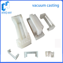 Rapid prototyping silicone mould