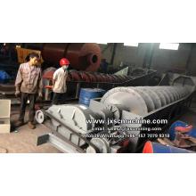 Hot Sale Spiral Screw Mining Dewatering Silica Sand Washing Machine In China