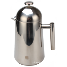 100% stal nierdzewna French Press ekspres do kawy