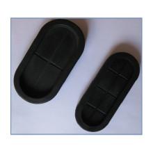Kundenspezifische Gummi Oblong Grommet Blind