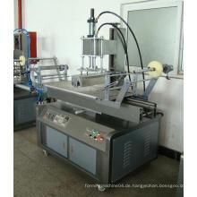 Hydraulische flache Wärmeübertragungsmaschine für Prety Boxes