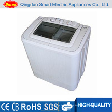 Máquina de lavar nacional de carregamento superior Semi-Auto
