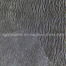 Couro de PVC de couro de saco (QDL-BV041)