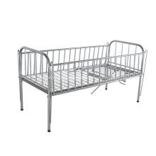 Saling quente de aço inoxidável crianças cama bebê cama no preço baixo