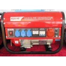 HH2800-B05 Gerador de motores a gasolina refrigerado a ar