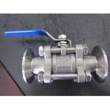 Trunnion Stainless Steel Ball Valve