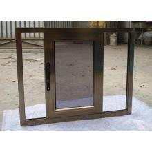 Déverouillage de fenêtre Ss de haute qualité, Anti-vol en acier inoxydable Antidéflagrant Mesh de sécurité (Anping)