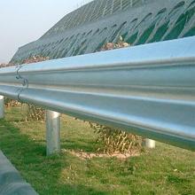 w Balken Autobahn Leitplanke Stahlbalken Leitplanke
